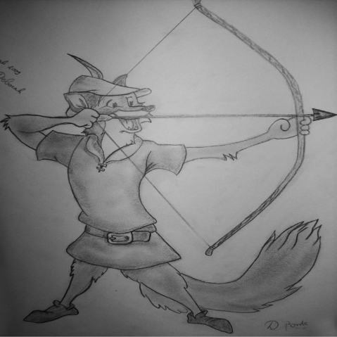 Robin Hood (from the Disney version of the story)